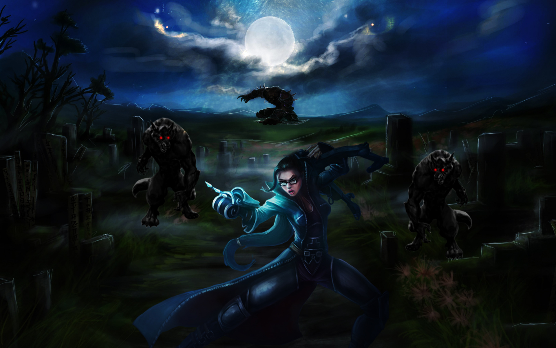 Vayne League of Legends by Neskoff on DeviantArt