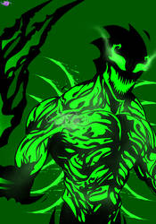 Symbiote OC: Fang!!