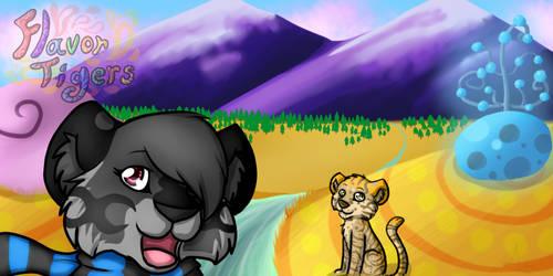 Flavor Tigers- World concept by SinLigereep