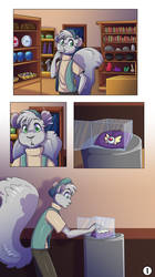 It's a Mystery 1/4 -Comic Commission-
