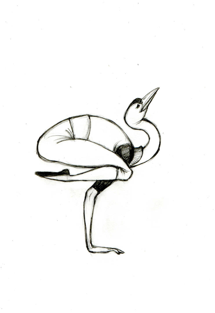 Bakasana by Accolay
