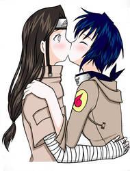 NejiHina for Shiawase-chan