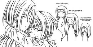 NejiHina Hug for Kaorien-san