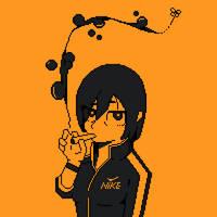 suzu ( friend's oc ) by bapakguntur