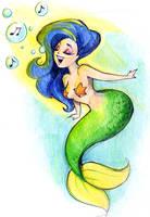Mermaid Melody by TwiggyMcBones