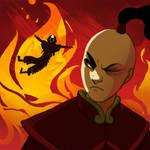Prince Zuko: Flame On