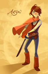 Game of Thrones: Arya by TwiggyMcBones