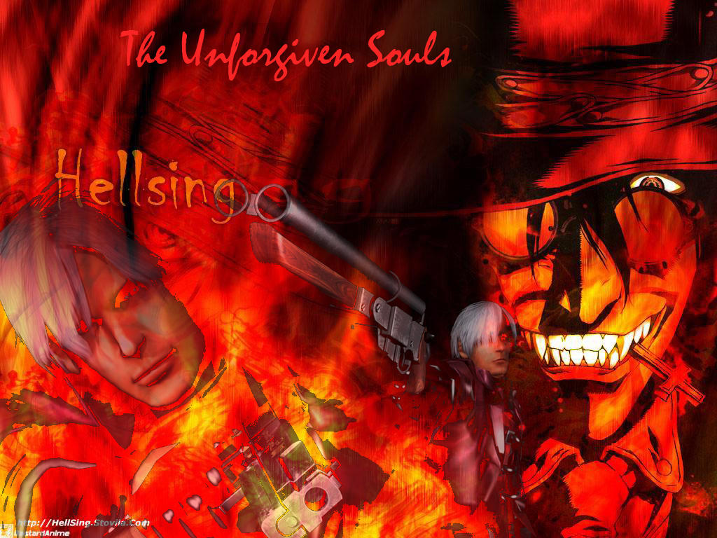 The Unforgiven Souls by KingofBoobies