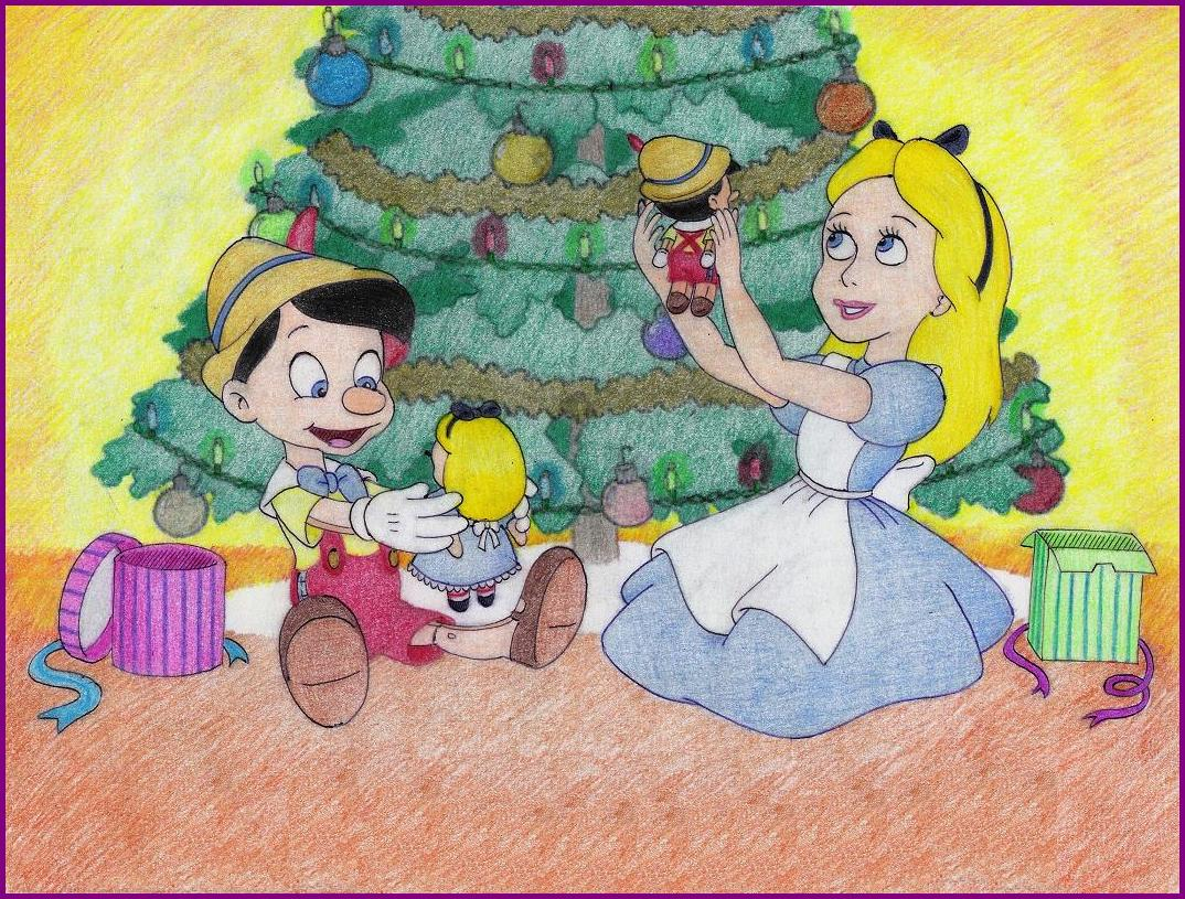 Christmas Trade by Yeldarb86 on DeviantArt