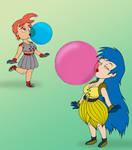 Bubble Blowers
