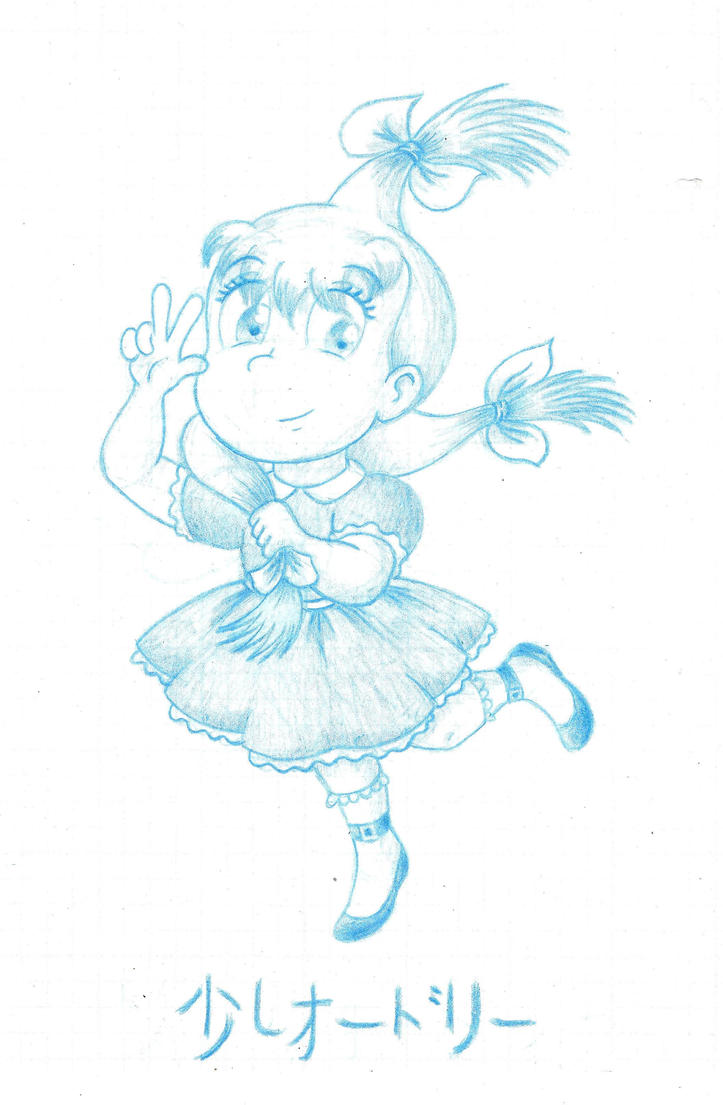 Little Audrey-chan by Yeldarb86