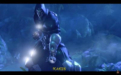 REAPER (Overwatch) SFV request by: siegfried129 by THEJAMK