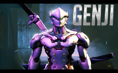 GENJI (Overwatch) SFV by THEJAMK