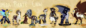 [LOEP Concepts] The Andromeda Crew