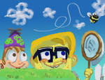 DAC: sponge bob re-imagined