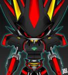 Mecha Shadow by goldhedgehog