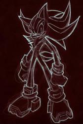 Shadow Sketch by goldhedgehog