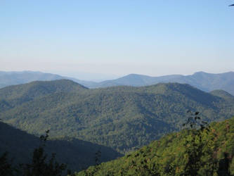Blue Ridge Mountains 2 by larissa-stock