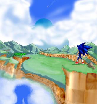 Sonic Adventure by Dayheart