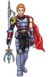 Dragoon Knight by Dayheart