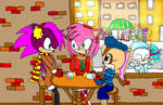 Sonic Christmas Story Part 3