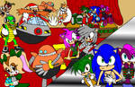 Sonic Christmas Story Part 4