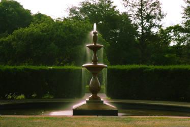 silk fountain