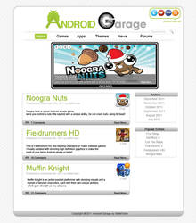 Android Garage - Android Design