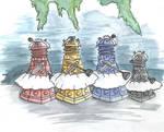 Daleks' Swan Lake