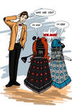 They're not just daleks, they're Ponds!
