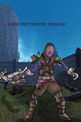 Runescape Karil the Tainted, Shadow