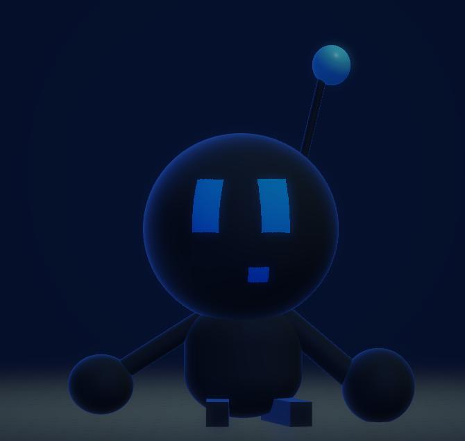Paint 3D : Robot by CrocodileCroco