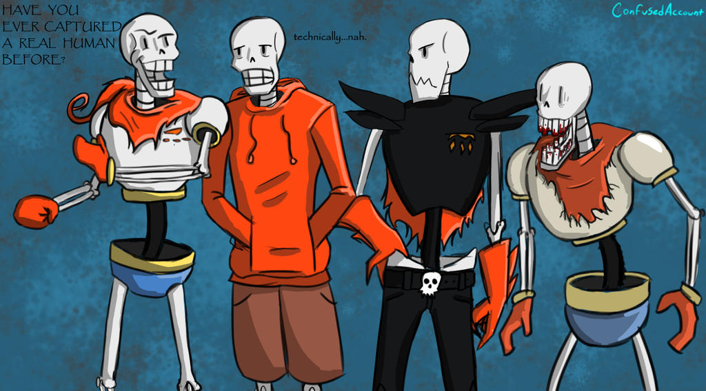 Papyrus is No 1 by GentleLuger