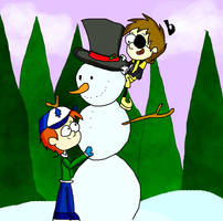 .:. Do You Want To Build A Snowman? .:.