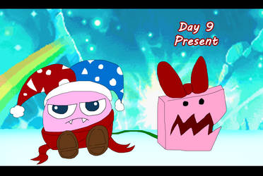 25 Days of Christmas: Day 9 - Present