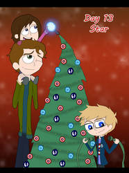 25 Days of Christmas: Day 13 - Star