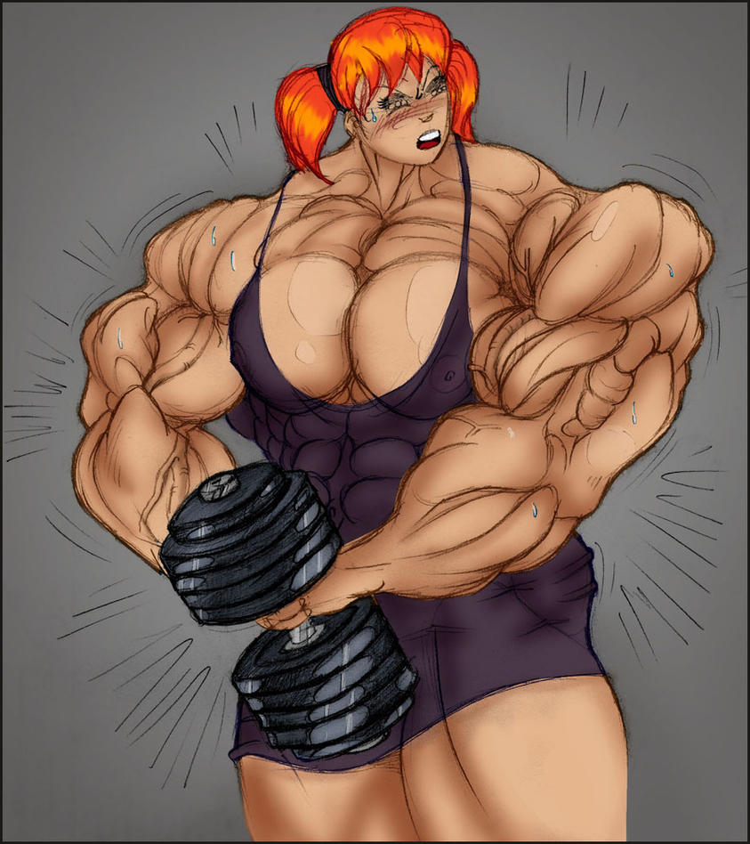 Working out - steroids effect by rssam000 on DeviantArt