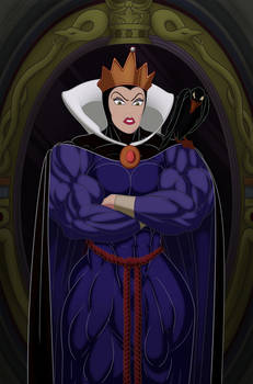 Evil Queen Color