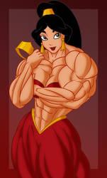 Jasmine - Red