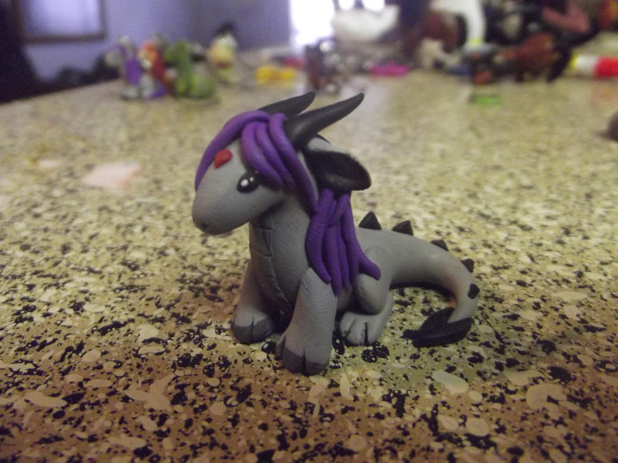 Dragon Raven by Eyricat