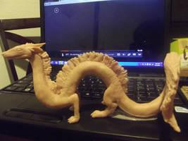 Eastern Dragon by Eyricat