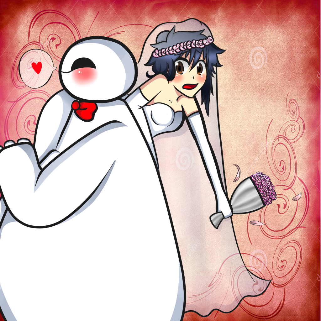 Baymax And Hiro Hamada Dress Up