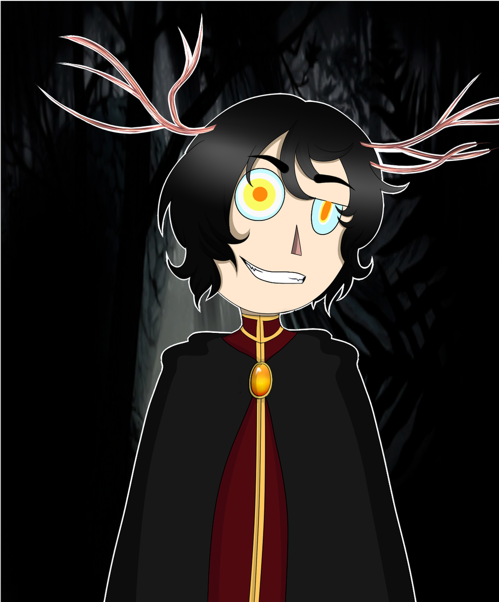 Human The Beast Over The Garden Wall 1 By Chibi Dark Kitsune On Deviantart
