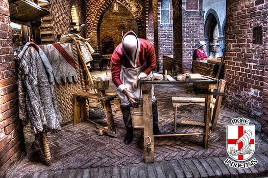 Working artisan