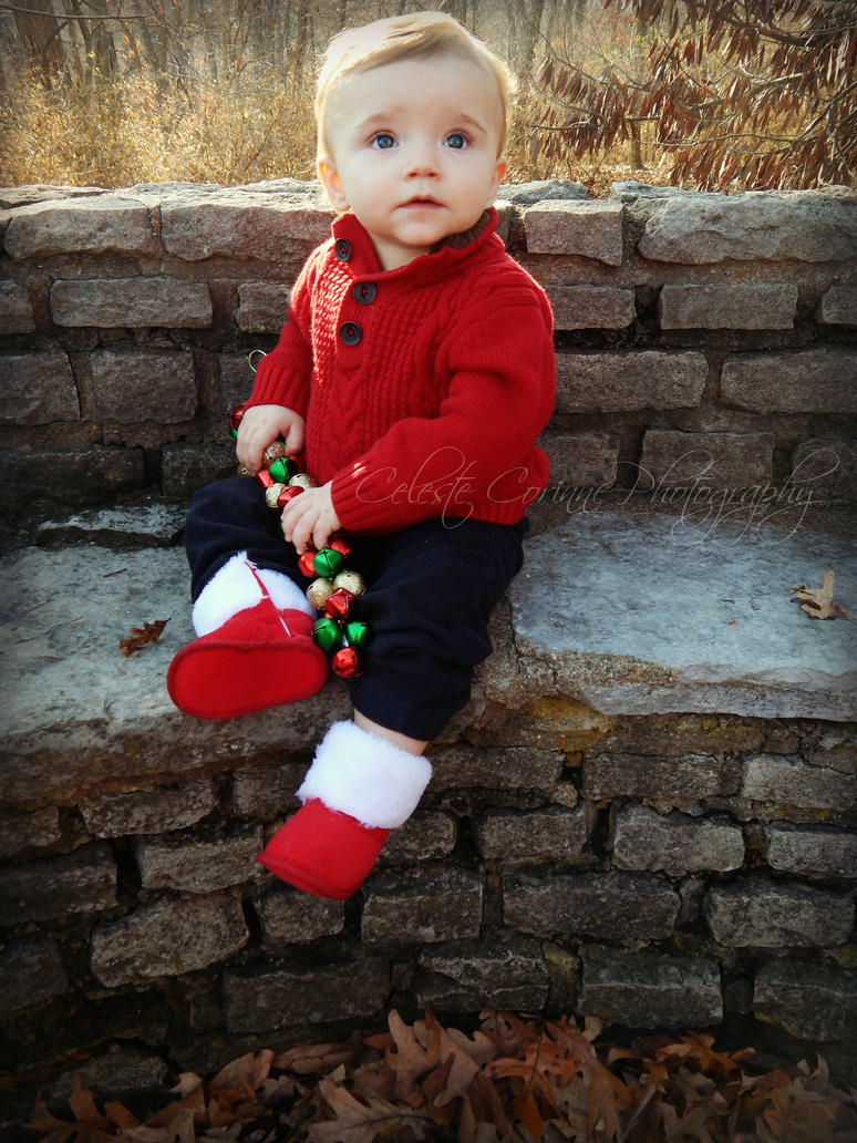 Christmas Spencer by CelesteCorinne