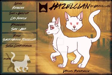 WB | Hazelclan || Foxglove