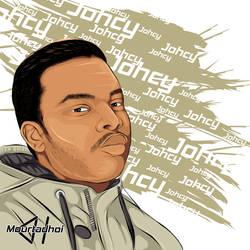 Johcy draw by Mourtadhoi djaffar