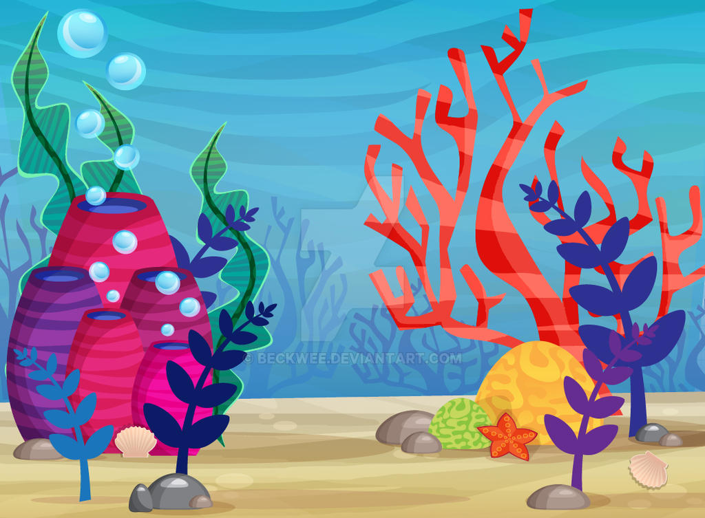 CoralReef by Beckwee