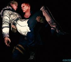 Rescue by Mercenary by ShinMMGSGSD