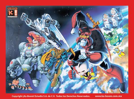 Poster K by Blaster2501